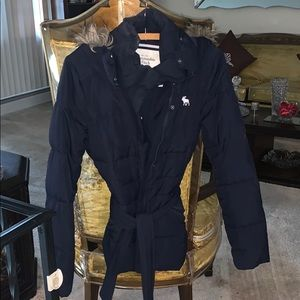 Abercrombie and Fitch winter puffer